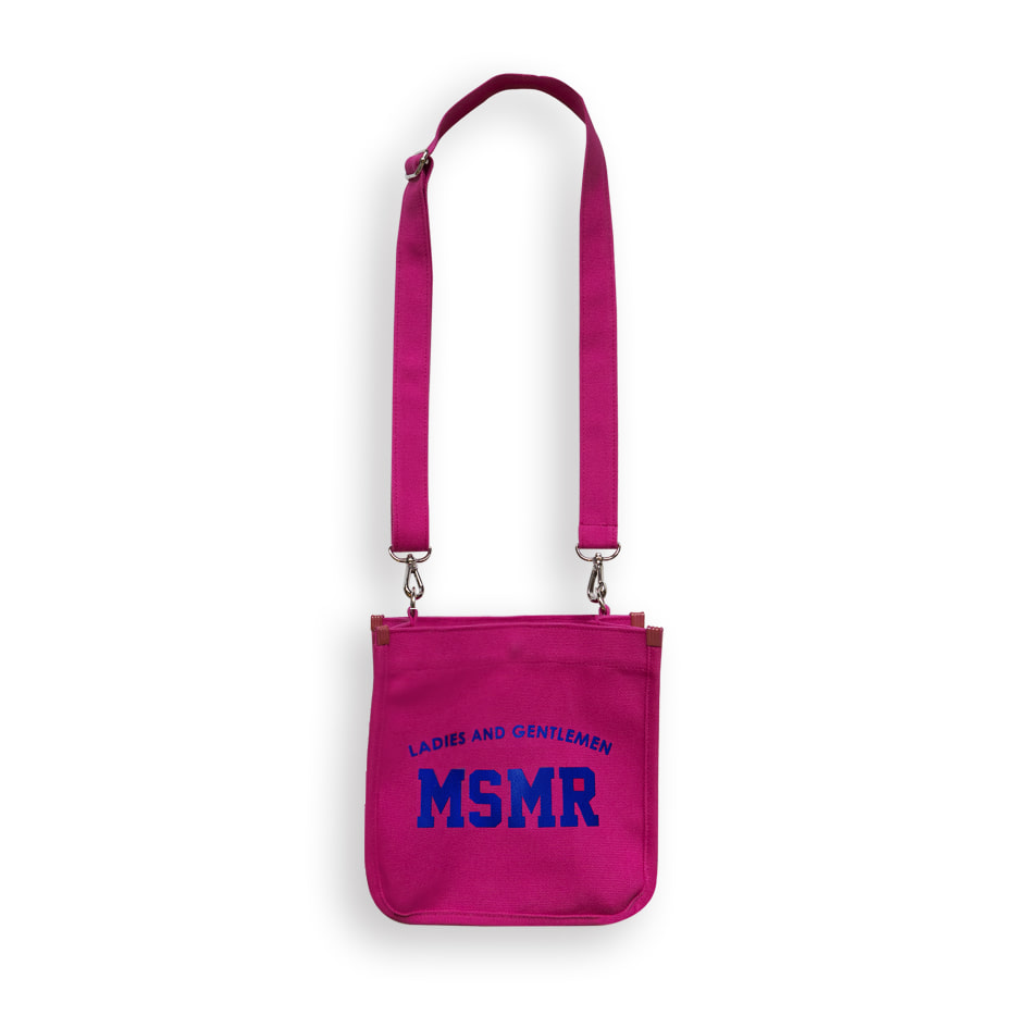 Neon Cross Bag Magenta