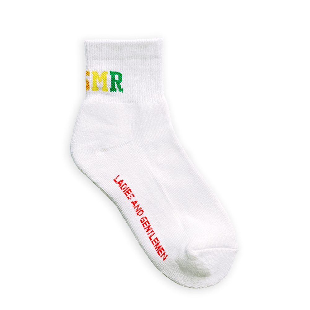 color Logo Socks